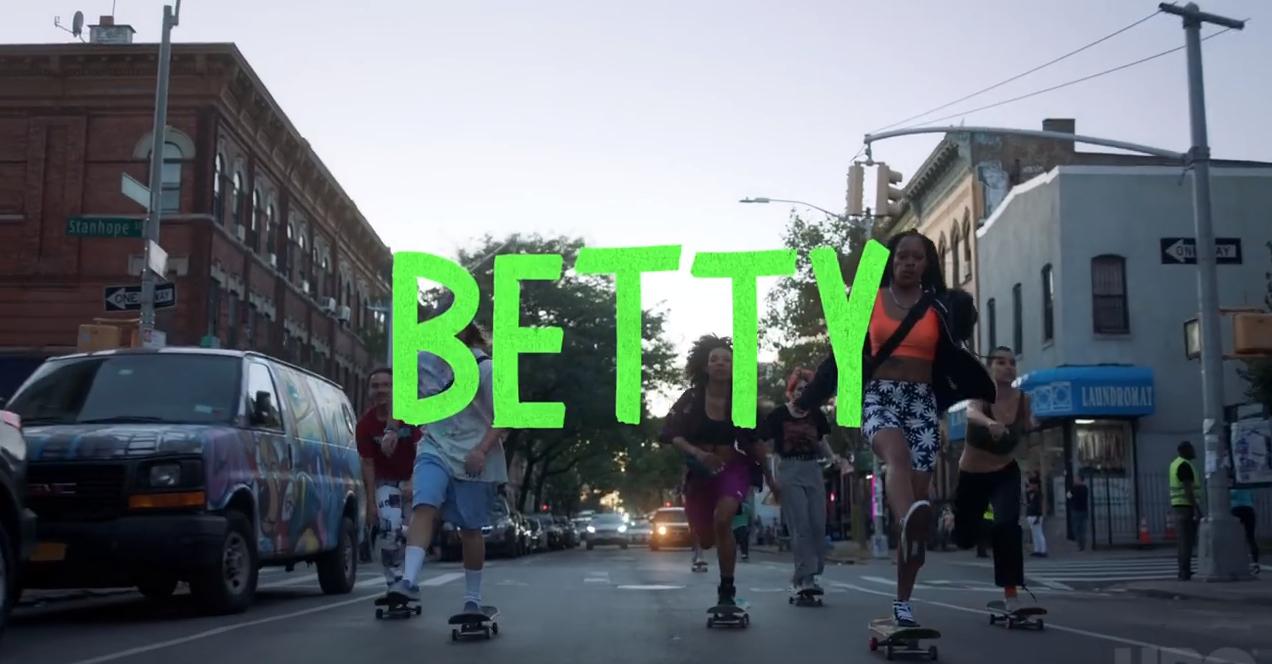 HBO宣布把电影《滑板厨房》开发成喜剧《贝蒂》-美剧品鉴社