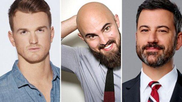 ABC预订Jimmy Kimmel负责的喜剧试映集《收养》