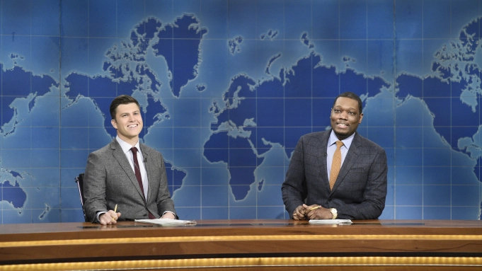 NBC的《周六夜现场》表示会在美国时间4月11日播出新集-美剧品鉴社
