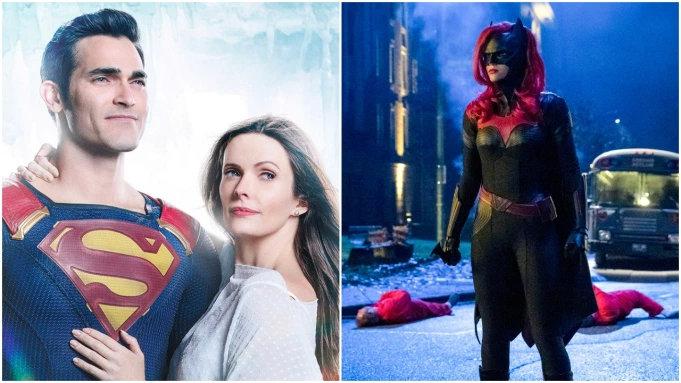 CW宣布下年度《蝙蝠女侠》及《超人和露易斯》将会进行联动-美剧品鉴社