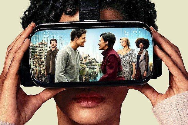 Amazon宣布续订刚上线新剧《上载新生》第二季-美剧品鉴社