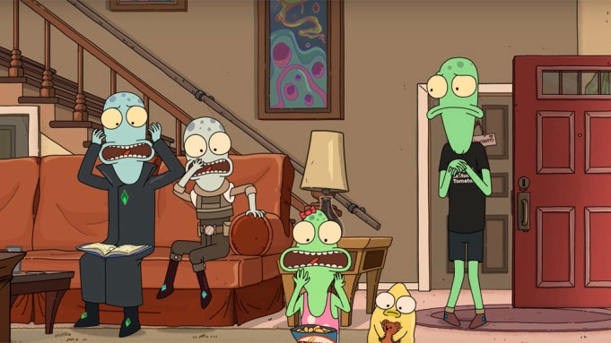 Hulu宣布《外星也难民》在七日上线点播榜里冲上第二名-美剧品鉴社