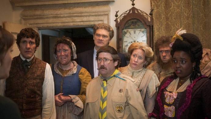 CBS宣布开发英剧《鬼屋欢乐送》的美版,并已预订试映集-美剧品鉴社