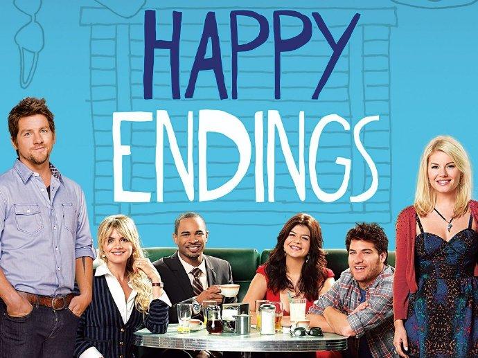 ABC喜剧《幸福终点站》宣布会在美国时间7月20日于油管播出重聚活动-美剧品鉴社