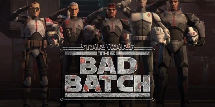 Disney+最新官宣了名为Star Wars: The Bad Batch的动画新剧,有望2021年上线-美剧品鉴社