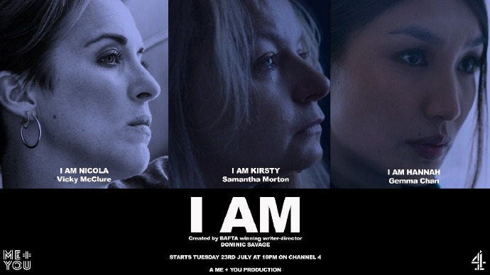 Channel 4的准诗选类剧集《我是》获得第二季3集续订,每集一个故事-美剧品鉴社