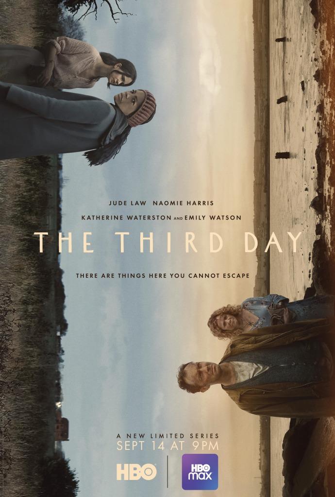 HBO新限定剧《第三日》发布海报,北京时间9月15日播出-美剧品鉴社