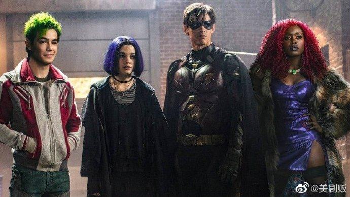 "DC流媒体平台的《泰坦》第三季将会迎来三位来自""蝙蝠侠世界""的新角色,-美剧品鉴社"