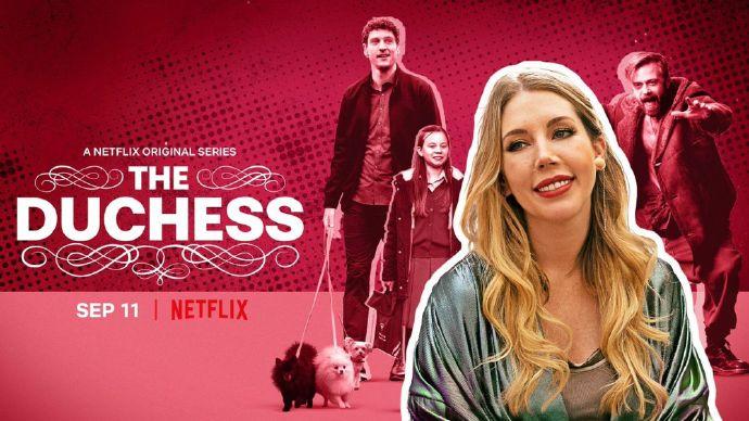 英国走红的加拿大喜剧演员Katherine Ryan在Netflix的项目之一《The Duchess》确认9月11日播出-美剧品鉴社