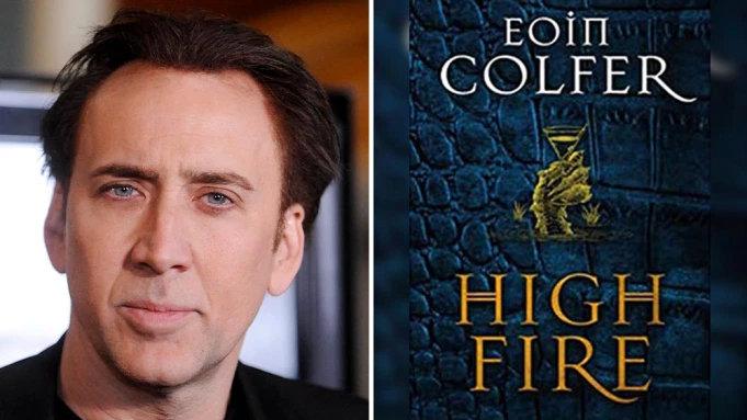 Amazon正在开发小说改编剧《高火》,尼古拉斯·凯奇为主角配音-美剧品鉴社
