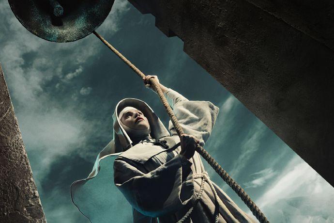 BBC One与FX合拍的三集剧《黑水仙》发出海报,北京时间11月24日播出-美剧品鉴社