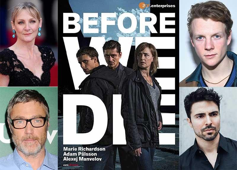 Channel 4预订6集犯罪惊悚剧集《在我们死去前》,该剧改编自瑞典同名热门剧集-美剧品鉴社