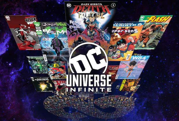 DC Universe将更名为DC Universe Infinite,减少其有剧本节目,转型为漫画书订阅服务-美剧品鉴社