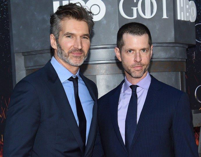 《权力的游戏》主创二人组David Benioff和D.B. Weiss确定在Netflix改变刘慈欣小说的《三体》-美剧品鉴社