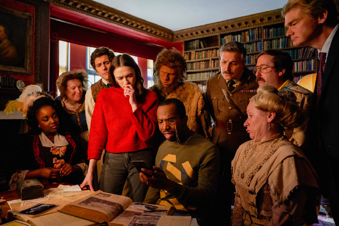 BBC One喜剧《鬼屋欢乐送》确定「圣诞特别集」-美剧品鉴社