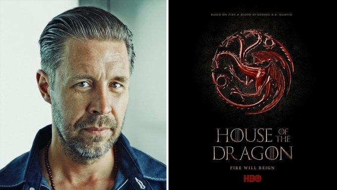 HBO《权力的游戏》衍生剧《龙之家》,Paddy Considine加盟剧组饰演韦赛里斯•坦格利安一世-美剧品鉴社
