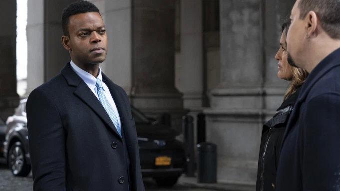 NBC的《法律与秩序:特殊受害者》宣佈提升Demore Barnes为第22季常规演员-美剧品鉴社