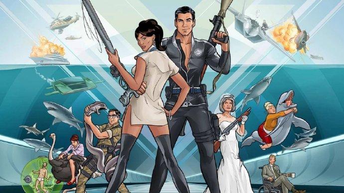 FXX宣布续订《间谍亚契》第12季,目前此动画正在播放第11季-美剧品鉴社