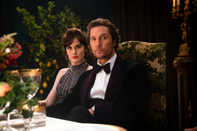 Miramax电视部门正在开发电影《绅士们》的剧版-美剧品鉴社