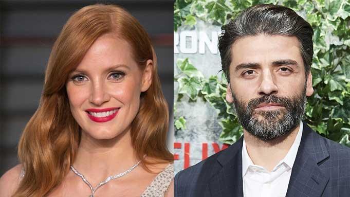 Jessica Chastain加盟HBO限定剧《婚姻生活》,与Oscar Issac饰演夫妻-美剧品鉴社