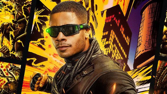 CW宣布开发DC剧《黑霹雳》的衍生剧《镇痛》-美剧品鉴社
