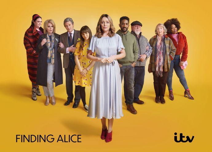 Keeley Hawes主演并监制的ITV黑色喜剧《找到爱丽丝》发布宣传照-美剧品鉴社