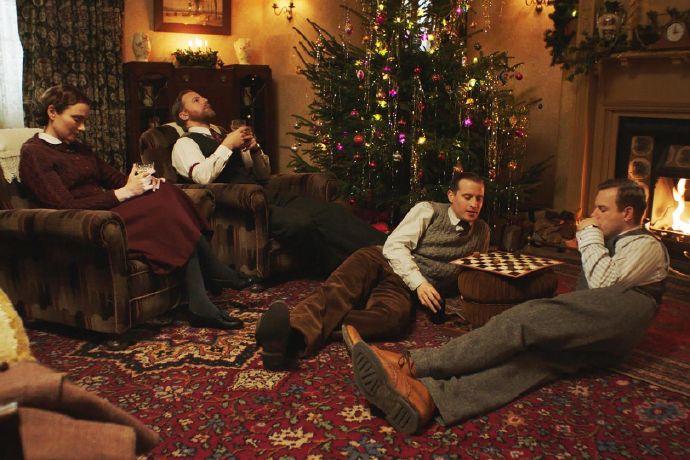 《万物生灵》与《鬼屋欢乐送》圣诞特别集都已播出,收视率颇高!-美剧品鉴社