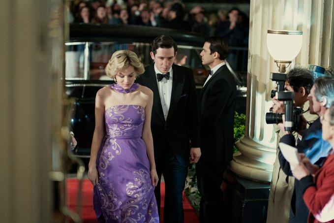 《王冠》第四季争议十足,英国政府继续对Netflix施压-美剧品鉴社