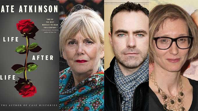 BBC将把Kate Atkinson的畅销书籍《生命不息》改编为一部4集剧-美剧品鉴社