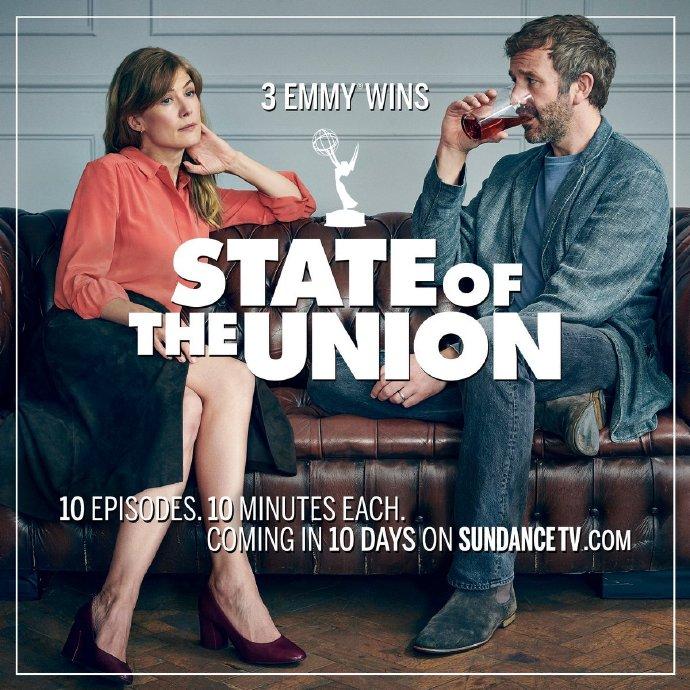 SundanceTV续订诗选类短剧《婚情咨文》第二季,第一季拿下了三座艾美奖-美剧品鉴社