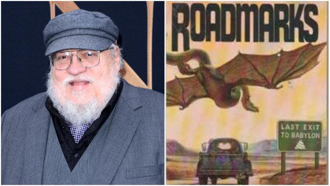 George R.R. Martin宣布为HBO开发一部小说改编剧《路标》-美剧品鉴社