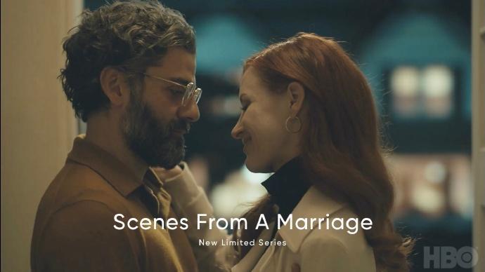 HBO综合预告截图,今年会播出的限定剧《婚姻生活》-美剧品鉴社