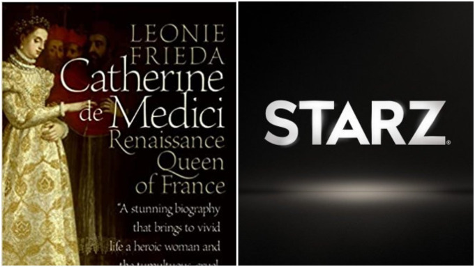 Starz预定8集新剧《毒蛇王后》,讲述Catherine de Medici的故事-美剧品鉴社