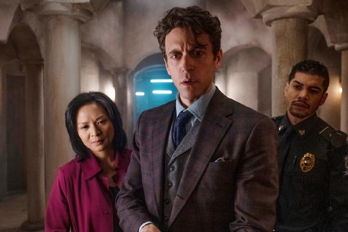 Peacock将NBC试播集《兰登》预订成剧,并发布首张剧照-美剧品鉴社