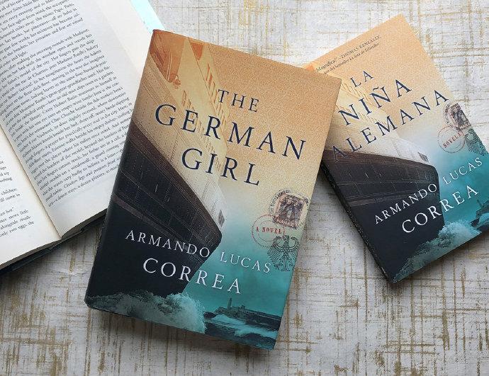 制片公司拿下古巴裔作者Armando Lucas Correa的小说《德国女孩》的改编权-美剧品鉴社