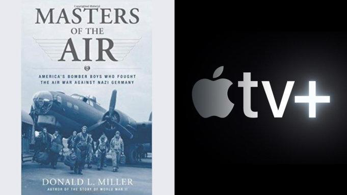 Apple TV+二战题材剧《空战群英》迎来新演员加盟,该部限定剧将有10集,预算高达2亿-美剧品鉴社