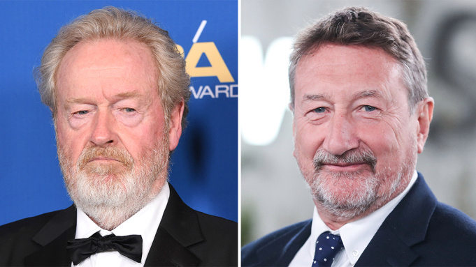 Ridley Scott及Steven Knight将合作制作二战题材10集剧《自由之路》-美剧品鉴社