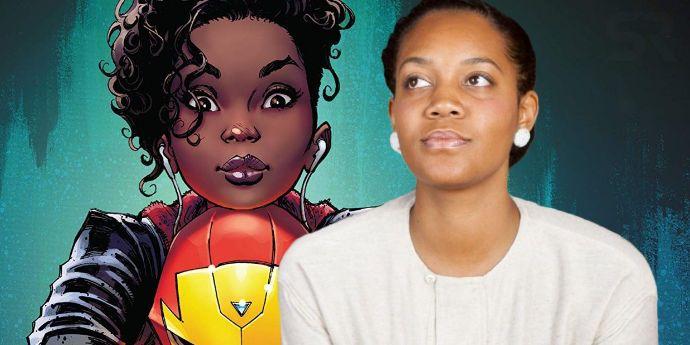 Disney+MCU剧《钢铁之心》找了Chinaka Hodge负责为此剧执笔-美剧品鉴社