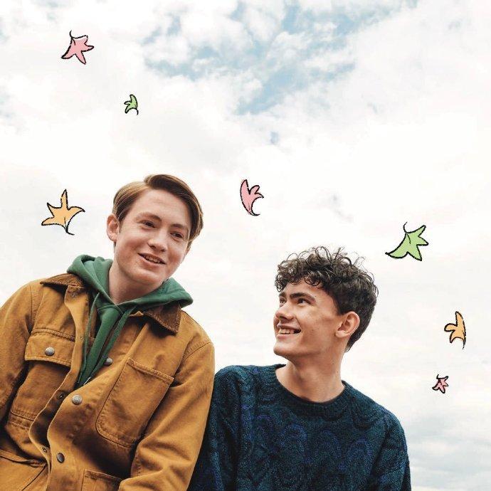 Netflix《心跳停止》宣布Kit Connor和Joe Locke分别饰演Nick和Charlie-美剧品鉴社