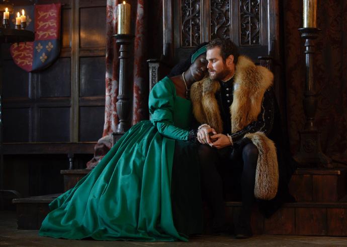 备受争议的Channel 5非历史正剧版《安妮·博林》发布新剧照-美剧品鉴社