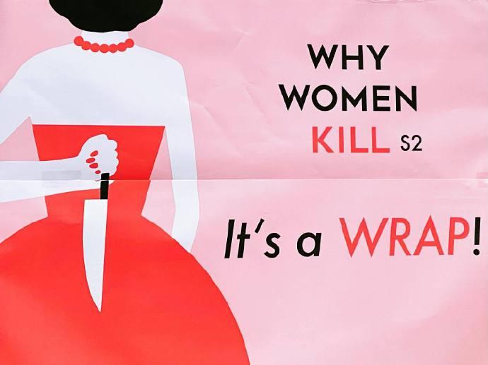 《致命女人》第二季正式杀青!确定春末夏初上线Paramount+-美剧品鉴社