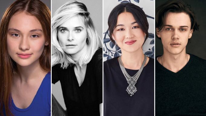 四位演员加盟Amazon的《我变美的那夏天》剧组,该剧改编自Jenny Han的YA同名小说-美剧品鉴社
