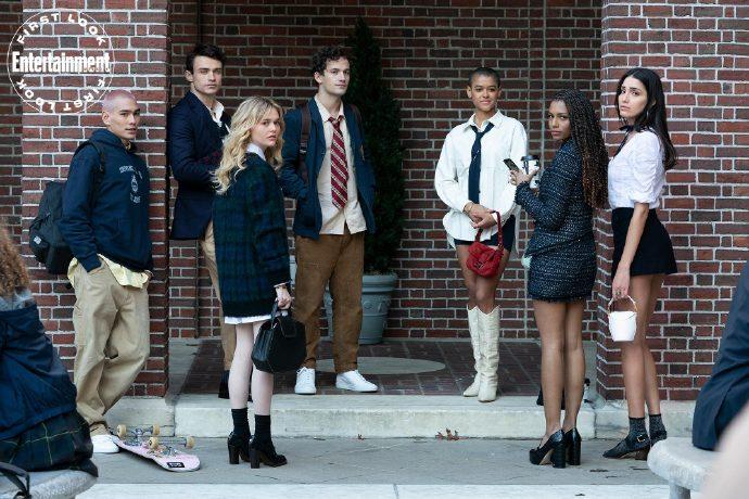 HBO Max新版《绯闻女孩》(非重启)发布剧照,具体日期待定-美剧品鉴社