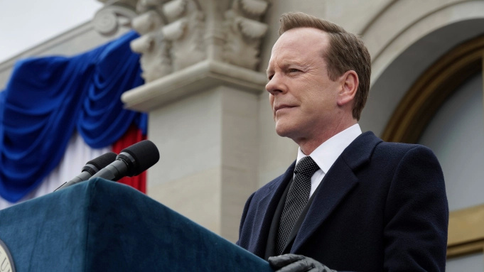 《24小时》及《指定幸存者》的Kiefer Sutherland加盟了Paramount+的未命名间谍剧项目-美剧品鉴社