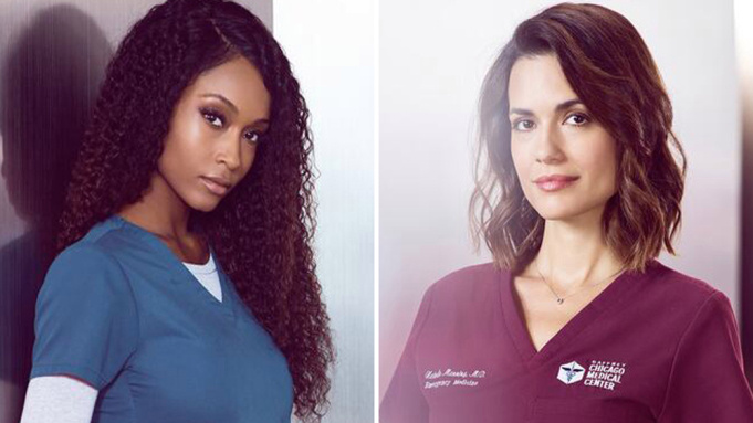 Yaya DaCosta和Torrey DeVitto退出《芝加哥医院》,不会回归第七季-美剧品鉴社