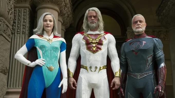 Netflix宣布把Mark Millar的漫改剧《朱庇特传奇》的宇宙扩大,开发反派题材剧《超能骗徒》-美剧品鉴社