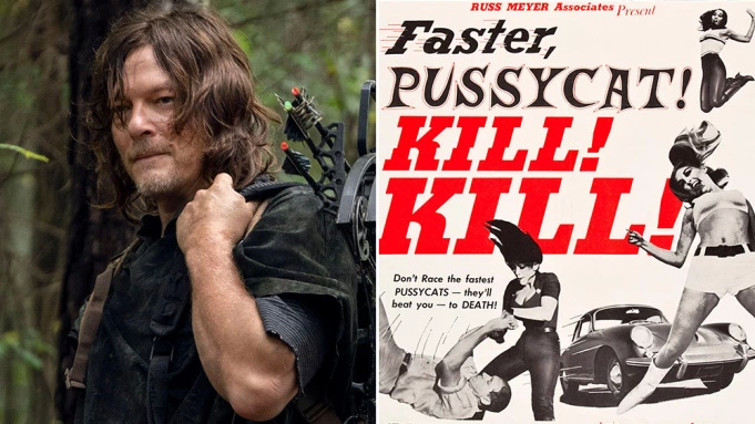 AMC与Norman Reedus联手开发邪典电影《小野猫的公路历险记》的改编剧-美剧品鉴社