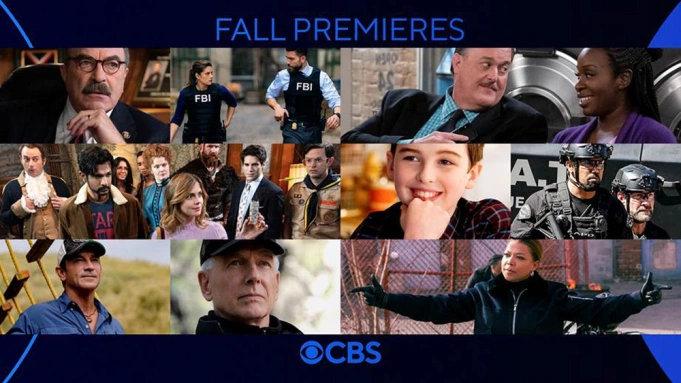 CBS公布秋档各节目的首播时间-美剧品鉴社