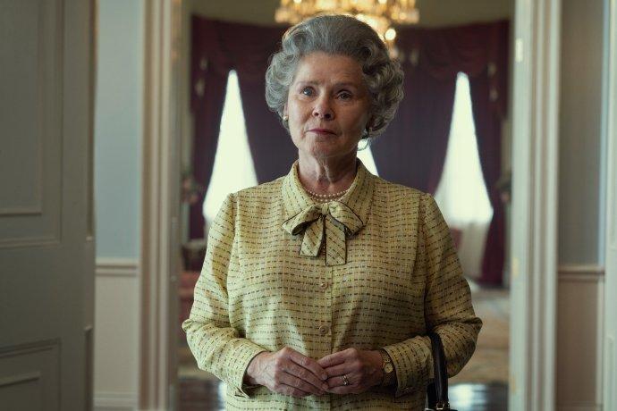 《王冠》第五季释出首张剧照,2022年回归。-美剧品鉴社