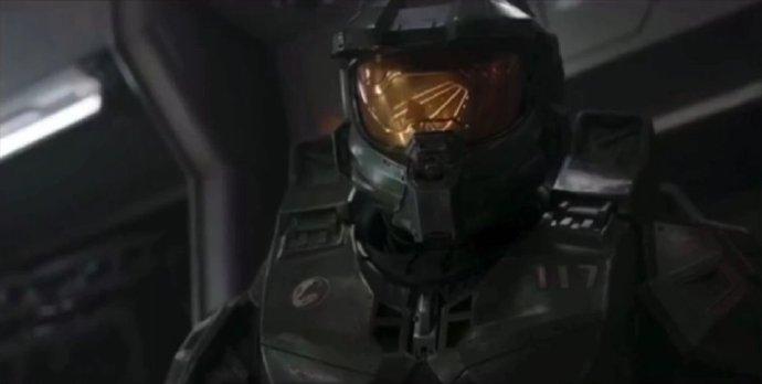 Paramount+的游戏改编真人剧《光环Halo》近日在网上流出多张截图-美剧品鉴社